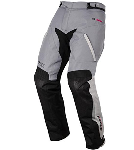 Alpinestars Andes Drystar Pants Gender MensUnisex Primary Color Gray Size 3XL Distinct Name GrayGrayBlack Size Modifier Regular 3227513-107-3X