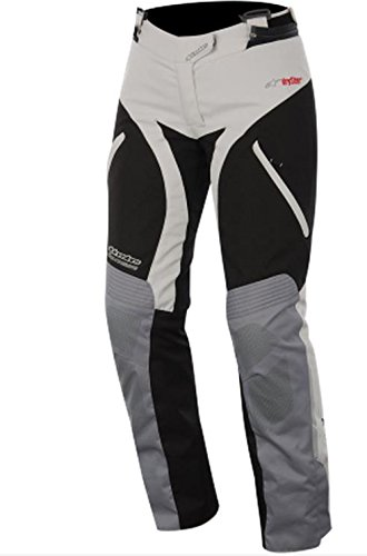 Alpinestars Andes Womens Sports Bike Motorcycle Pants - GrayBlack  Size 2X-Large