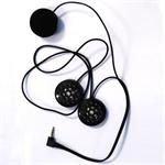 Vega Speaker/microphone Cable For V-tune Helmet (black)