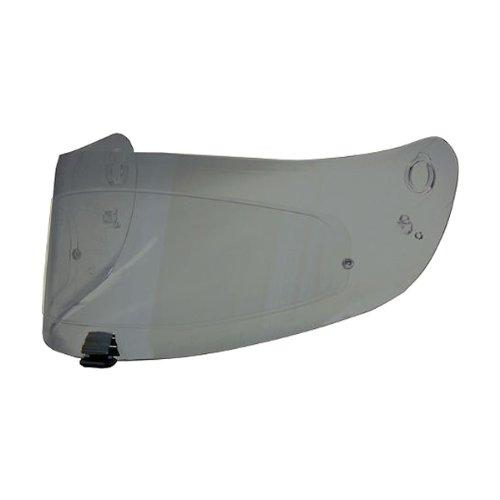 Hjc Hj-20m Pinlock Ready Shield Fg-17 Sports Bike Motorcycle Helmet Accessories - Dark Smoke / One Size