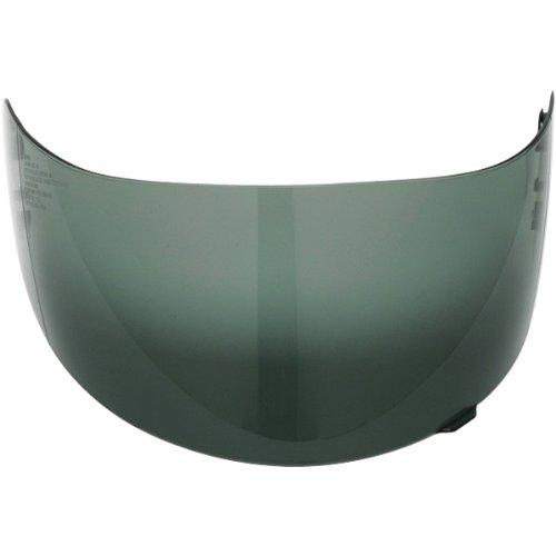 Shoei Hardcoat Shield Cx-1v Street Motorcycle Helmet Accessories - Dark Smoke - For Multitec/rf-1000/tz-r/x-eleven