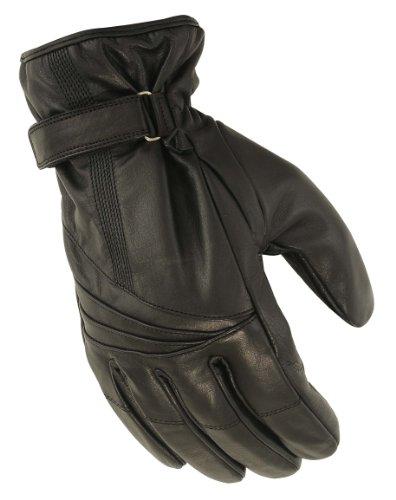 First Manufacturing Men's Waterproof Gauntlet Gloves (black, X-large)