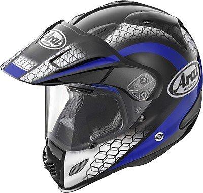 Arai XD4 Mesh Blue Dual Sport Helmet - Small