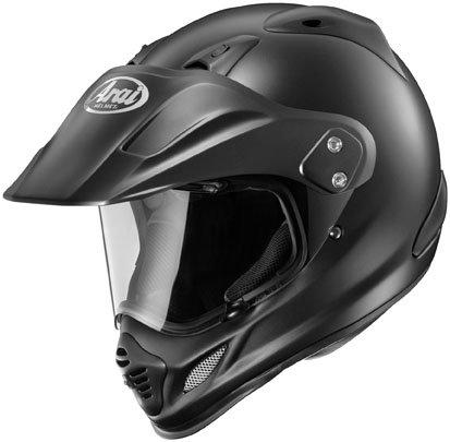 Arai XD4 Motorcycle Helmets - Frost Black - Large
