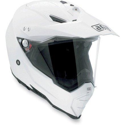 AGV AX-8 Dual EVO Helmet XX-LARGE XX-LARGE