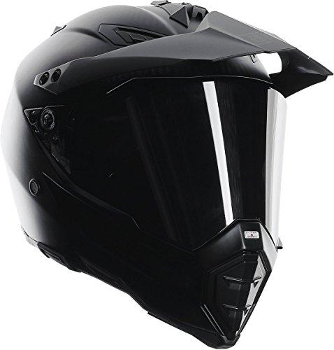 AGV AX-8 Dual Sport Evo Helmet Matte Carbon XXX-Large