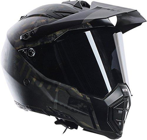 AGV AX-8 Grunge Dual Sport Evo Helmet Multicolor XXX-Large