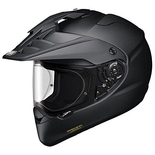 Shoei HORNET ADV Matte Black XXL 63cm Size Full Face Helmet