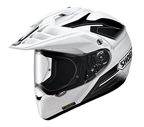 Shoei HORNET ADV SEEKER TC-6 White Black S 55cm Size Full Face Helmet