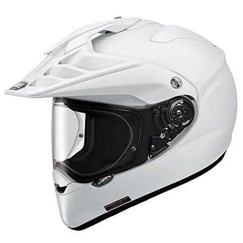 Shoei HORNET ADV White XXL 63cm Size Full Face Helmet