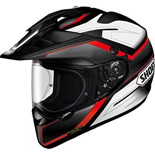 Shoei Hornet X2 Seeker Street Bike Racing Motorcycle Helmet Small TC-1