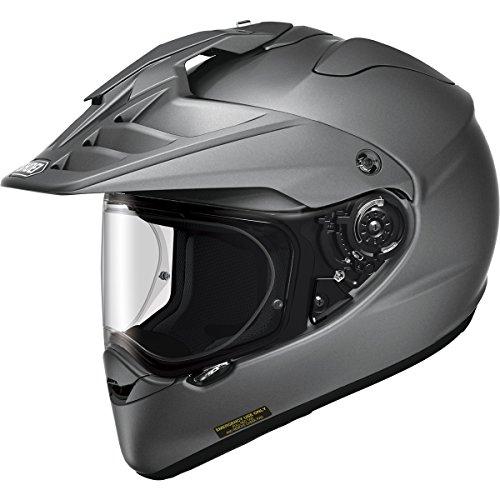 Shoei Hornet X2 Street Bike Racing Motorcycle Helmet Medium Deep Matte Grey