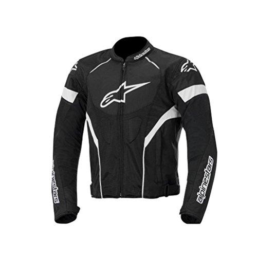 Alpinestars T-gp Plus R Air Jacket, Gender: Mens/unisex, Primary Color: Black, Size: Lg, Apparel Material: Textile