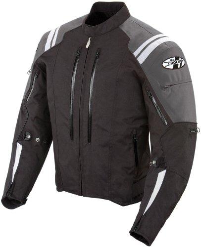 Joe Rocket Atomic 4.0 Men's Riding Jacket (grey, X-large)
