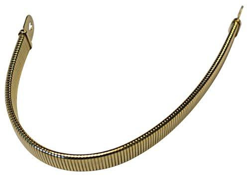 Shoei RJ Platinum LE Deluxe Rank Band - Gold