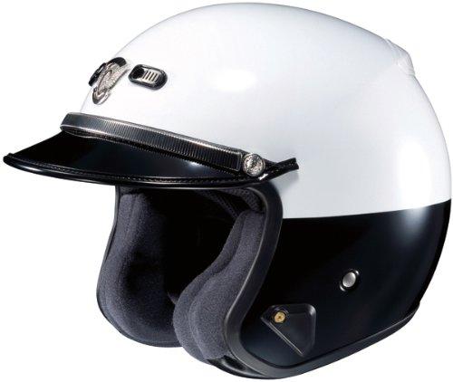 Shoei RJ Platinum-LE Low Rise Police Helmet - Large