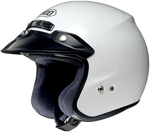 Shoei RJ Platinum-R Solid Helmet White XX-Large 02-612
