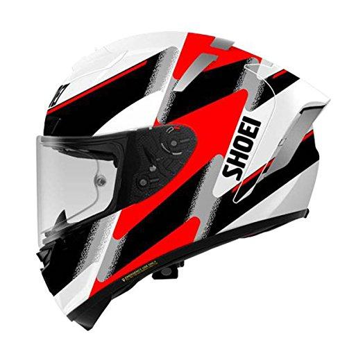 Shoei Rainey X-14 Street Racing Motorcycle Helmet - TC-1  Medium