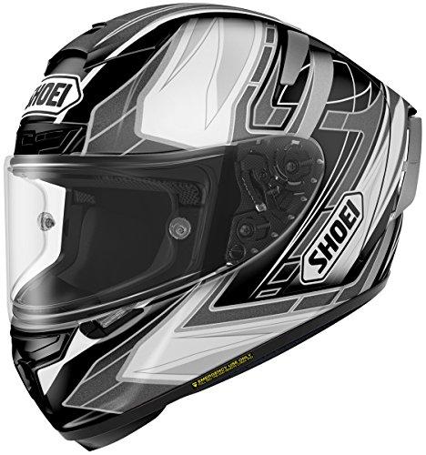Shoei X-14 Assail Street Racing Motorcycle Helmet - TC-5  Large