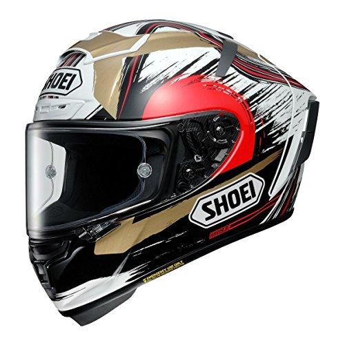 Shoei X-14 Marquez Motegi 2 Sports Bike Racing Motorcycle Helmet - TC-1  Large