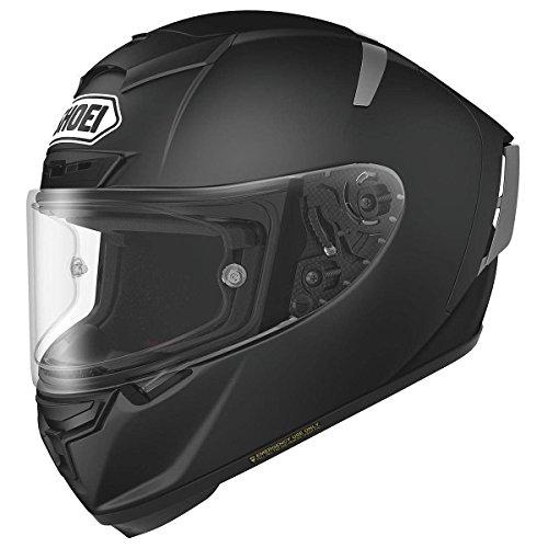 Shoei X-Fourteen Matte Black Full Face Helmet - Large
