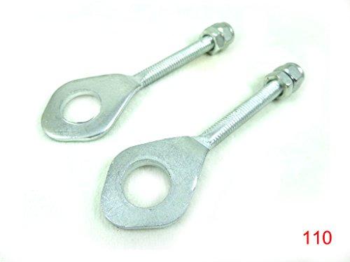 "0.4"" 50 70 90 110 125 Cc Atv Chain Axle Adjuster Taotao"