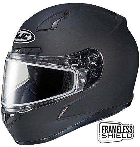 HJC Helmets Cl-17 Matte El Helmet Black Size XXXX-Large