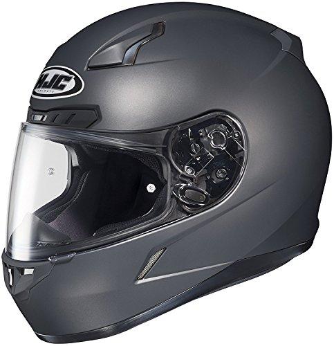 Hjc Helmets Cl-17 Lower Vent Matte Anth