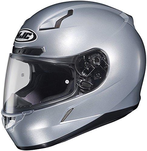 Hjc Helmets Cl-17 Lower Vent Silver