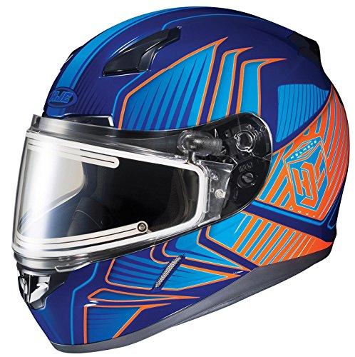 Hjc Helmets Cl-17 Redline Elec Mc26 Xlg