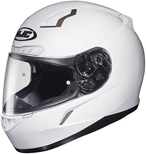 Hjc Helmets Cl-17 Top Vent White