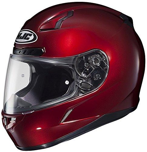 Hjc Helmets Cl-17 Top Vent Wine