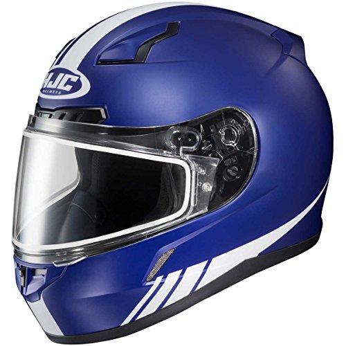 HJC Streamline Adult CL-17 Snocross Snowmobile Helmet - MC2F  X-Large