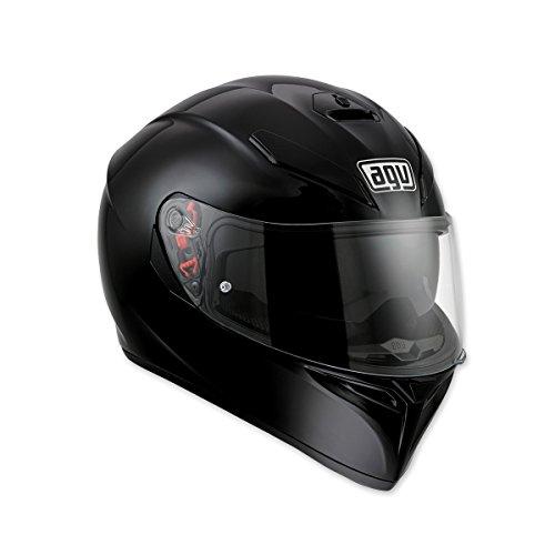 AGV K-3 SV Gloss Black Full Face Helmet XL