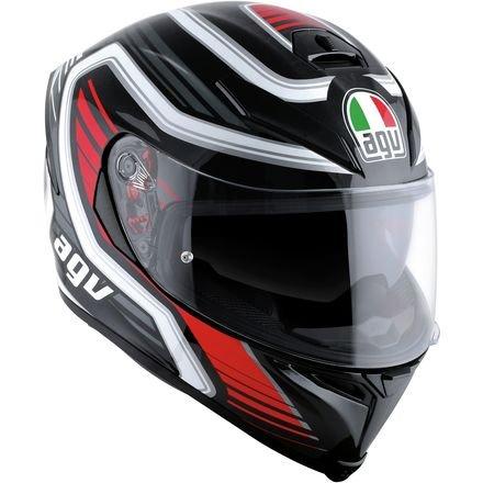 AGV K-5 S Firerace BlackItaly Full Face Helmet XL