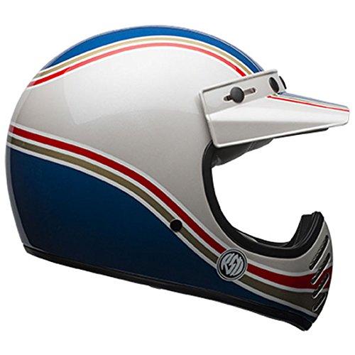 Bell LE Moto-3 RSD Malibu Full Face Helmet XL