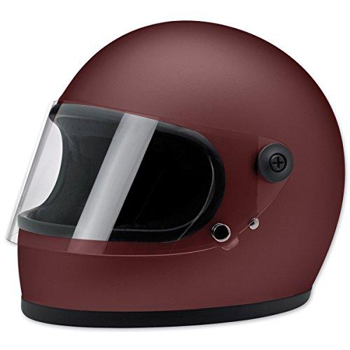 Biltwell Inc Gringo S Flat Primer Full Face Helmet XL