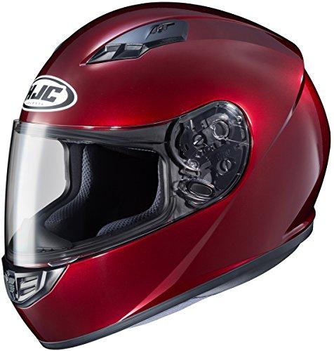 HJC CS-R3 Wine Full Face Helmet XL