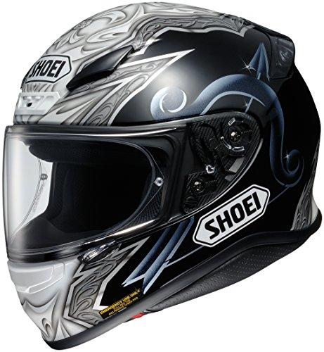 Shoei RF-1200 Diabolic Black Full Face Helmet XL