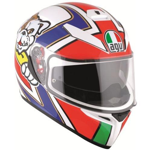 AGV K3 SV Marini Motorcycle Helmet XS - DOT-Approved