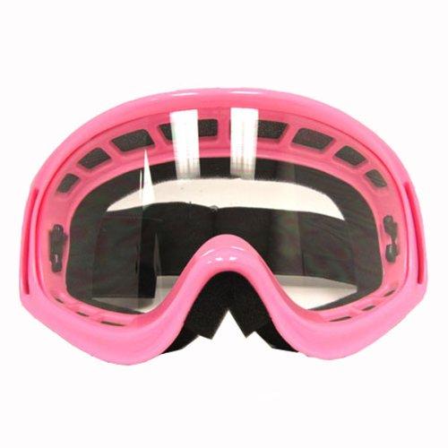Motocross Atv Dirt Bike Ski Snowboard Mx Goggles, Pink