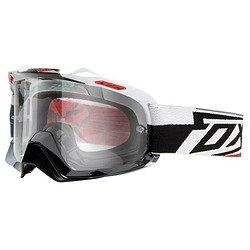 Fox Racing AIRSPC Radeon Adult MotoXOff-RoadDirt Bike Motorcycle Goggles Eyewear - Clear  One Size Fits All