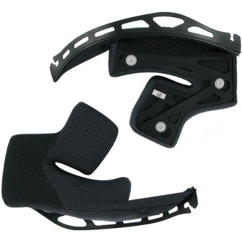 Shoei Cheek Pad Set Hornet DS Dirt Bike Motorcycle Helmet Accessories - Size 31mm