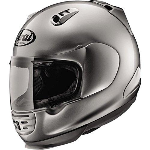 Arai Defiant Full Face Helmet 2013 Aluminum Silver XLX-Large