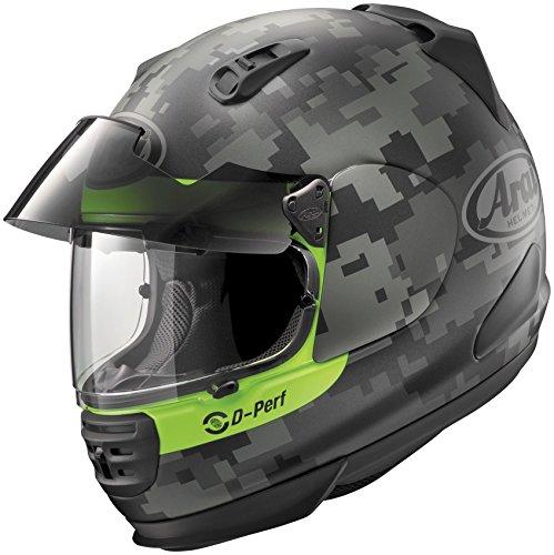 Arai Defiant Mimetic Pro-Cruise Helmet - LargeGreen