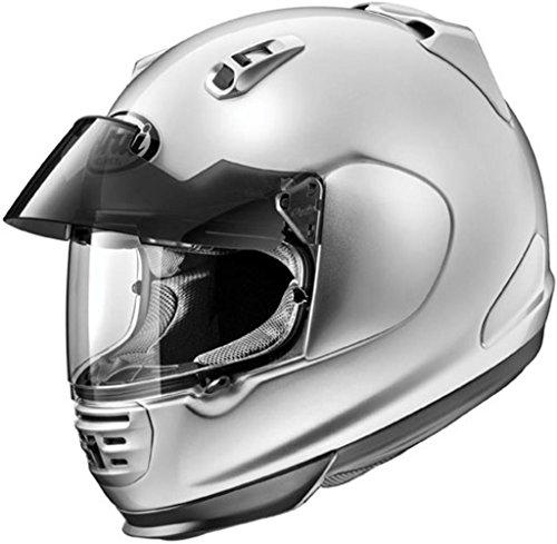 Arai Defiant Pro-Cruise Motorcycle Helmet Aluminum Silver X-Large