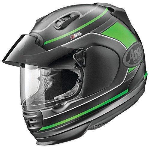 Arai Defiant Pro Cruise Timeline Black Full Face Helmet - X-Large