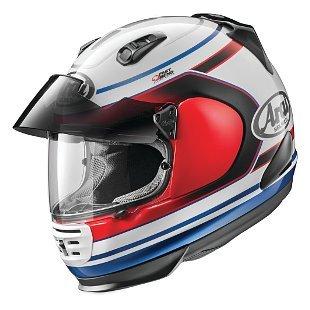 Arai Defiant Pro Cruise Timeline White Full Face Helmet - Large