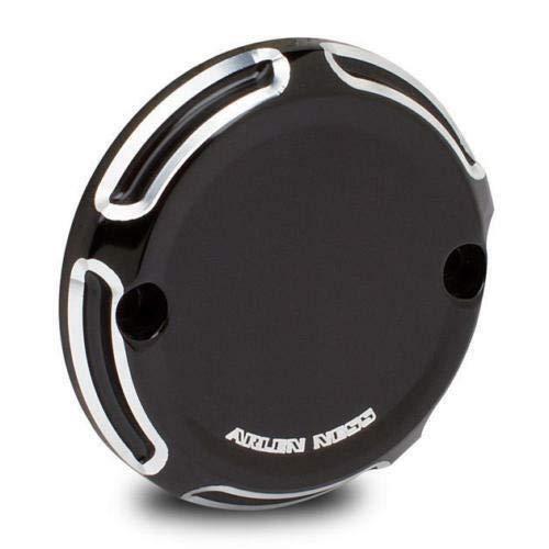RPM Arlen Ness Beveled 2-Hole Points Cover Black 03-329 Harley Davidson