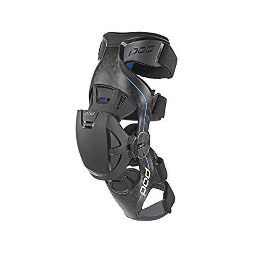POD Unisex-Adult K8 Knee Brace CarbonBlue Large Pair